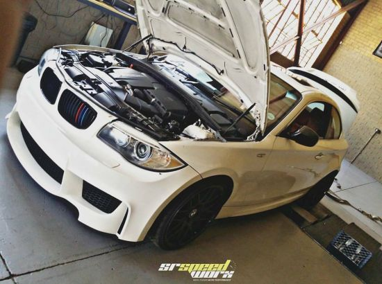 SRSpeedworx :: New Year! N55 135i in for JB4